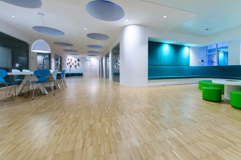 Oogziekenhuis Rotterdam Schipper Parket